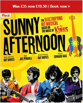 Sunny Afternoon Flash Sale