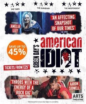 American Idiot Flash Sale