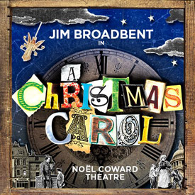 A Christmas Carol at Noel Coward Theatre