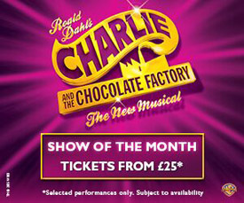 Charlie and the Chocolate Factory Ticket Offer