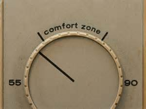 Stay in the comfort zone or try stepping outside of it?