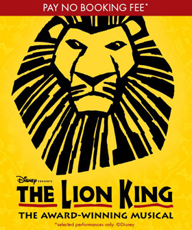 The Lion King Ticket Offer