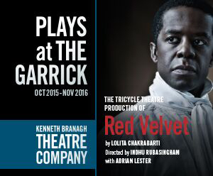 Kenneth Branagh Theatre Red Velvet