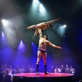 La Soirée's Spiegeltent at Southbank Centre – Review
