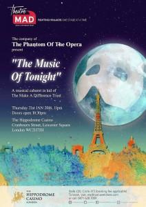 The Phantom of the Opera in Cabaret