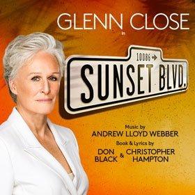 Glenn Close in Sunset Boulevard