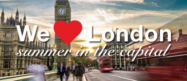 Love London Banner