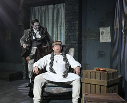 A Christmas Carol - The Musical (c) LOST Theatre