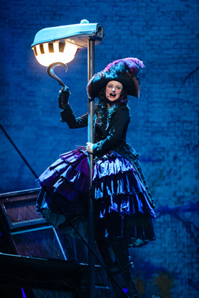 Captain Hook (Anna Francolini) PETER PAN