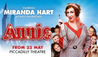 Book Annie musical tickets