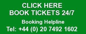 Book last minute theatre tickets online
