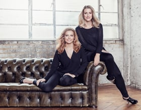 Wicked London: Sophie Evans and Alice Fearn