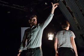 Review of Charlotte Josephine's Blush at Soho Theatre