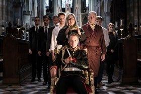 Antic Disposition's Richard III - courtesy of Scott Rylander