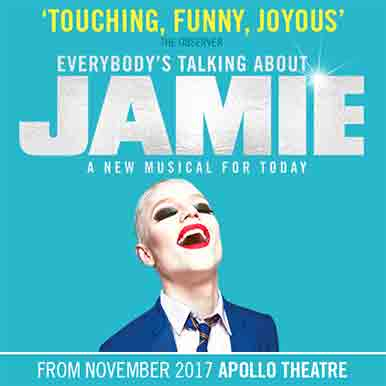 Everybody's Talking About Jamie at the Apollo Theatre – Review