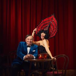 Barry Humphries' Weimar Cabaret at the Barbican