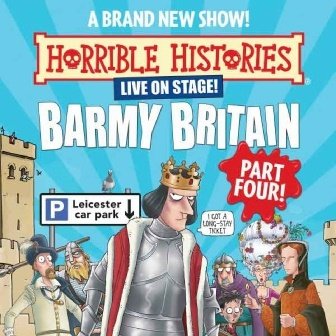 Horrible Histories - Barmy Britain - Part 4 at the Apollo Theatre