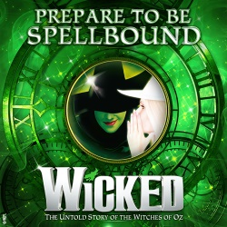 Wicked Apollo Victoria Theatre London