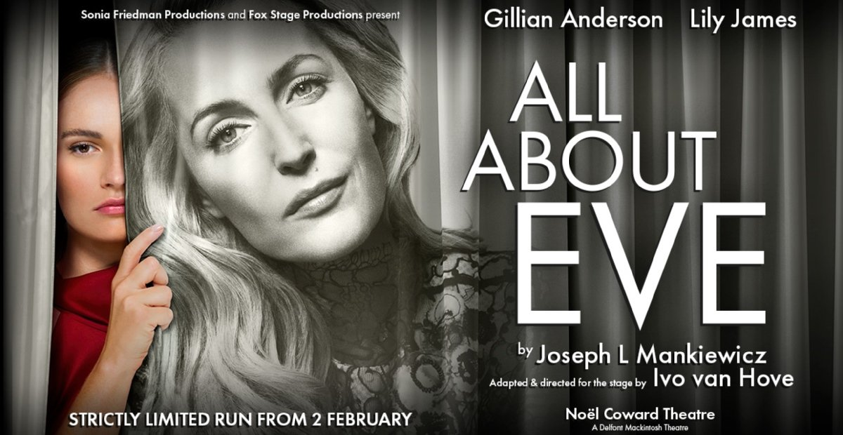 All About Eve London Noel Coward Theatre