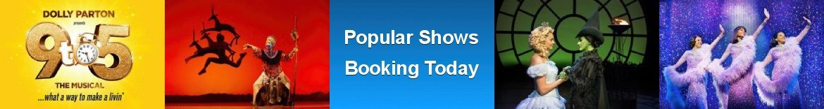Shows Booking Today