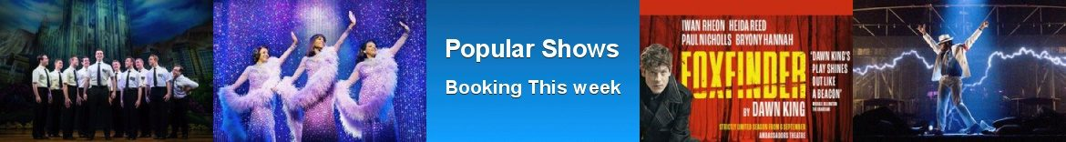 Top Shows Booking This Week