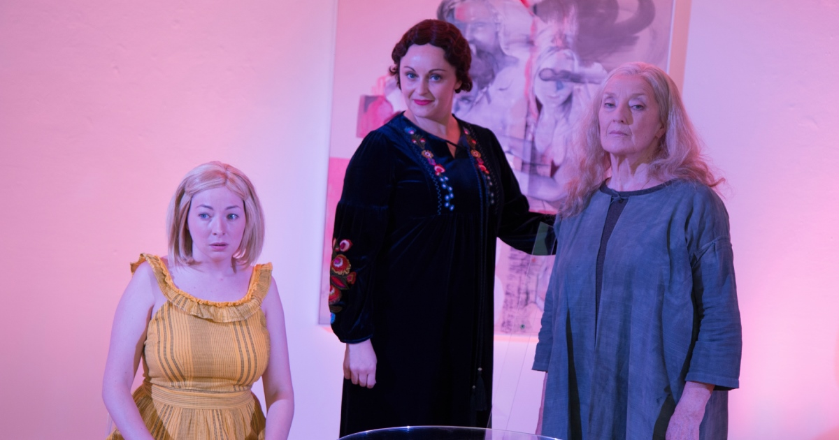 Flying Elephant Productions presents  Picasso's Women | Review