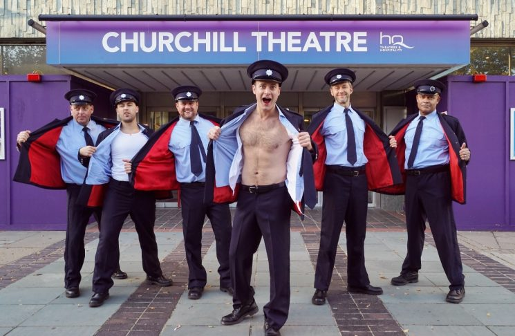 The Full Monty - Photo by Bonnie Britain