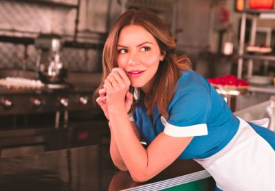 Katharine McPhee as Jenna in Waitress