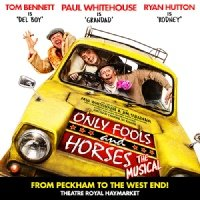 Only Fools And Horses - The Musical Theatre Royal Haymarket, London