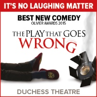 The Play That Goes Wrong Duchess Theatre, London