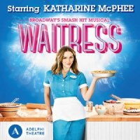 Waitress Adelphi Theatre, London