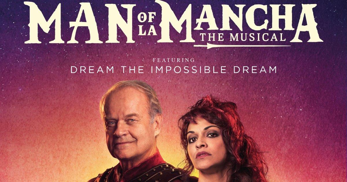 Peter Polycarpou cast as Sancho Panza in Man of La Mancha