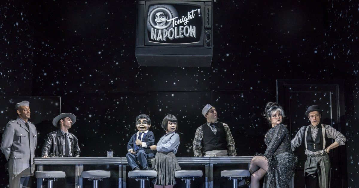 The Twilight Zone at London Ambassadors Theatre | Review