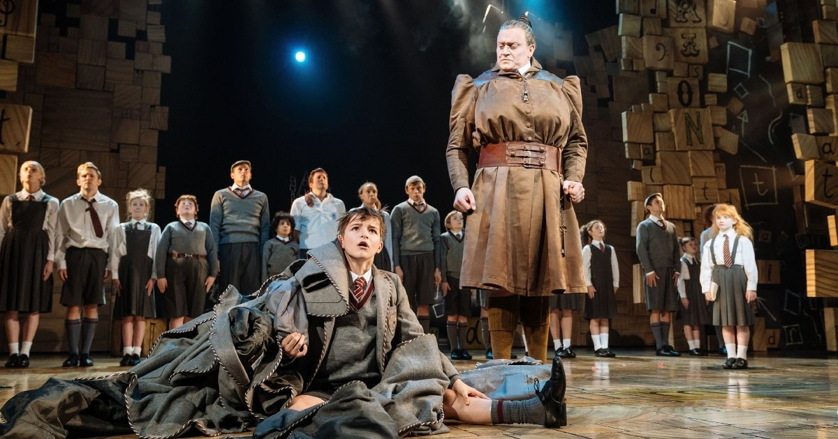 New children's casting for The Royal Shakespeare Company's Matilda The Musical