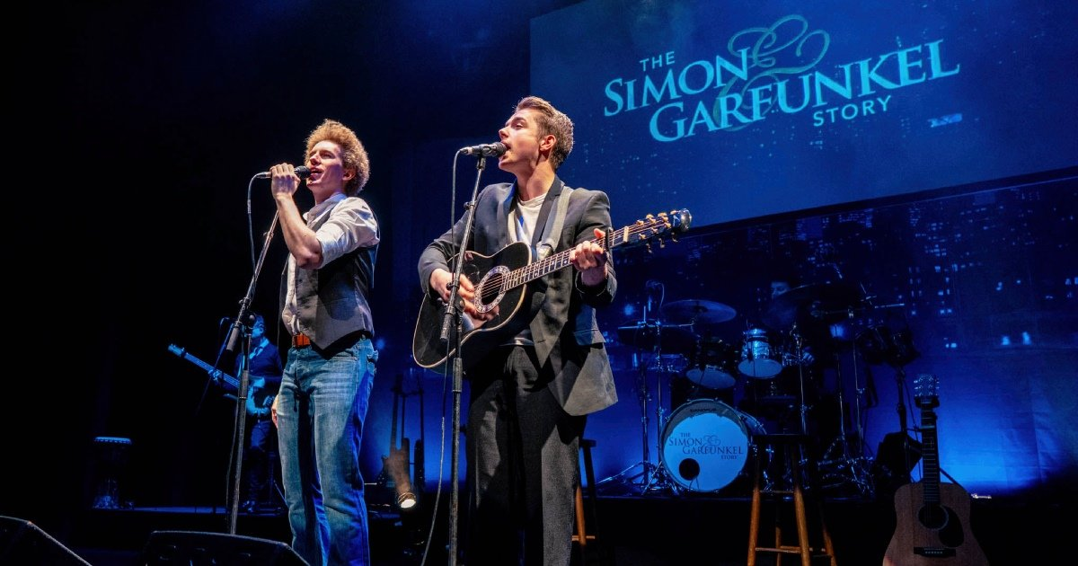 Review of The Simon & Garfunkel Story at The Lyric Theatre