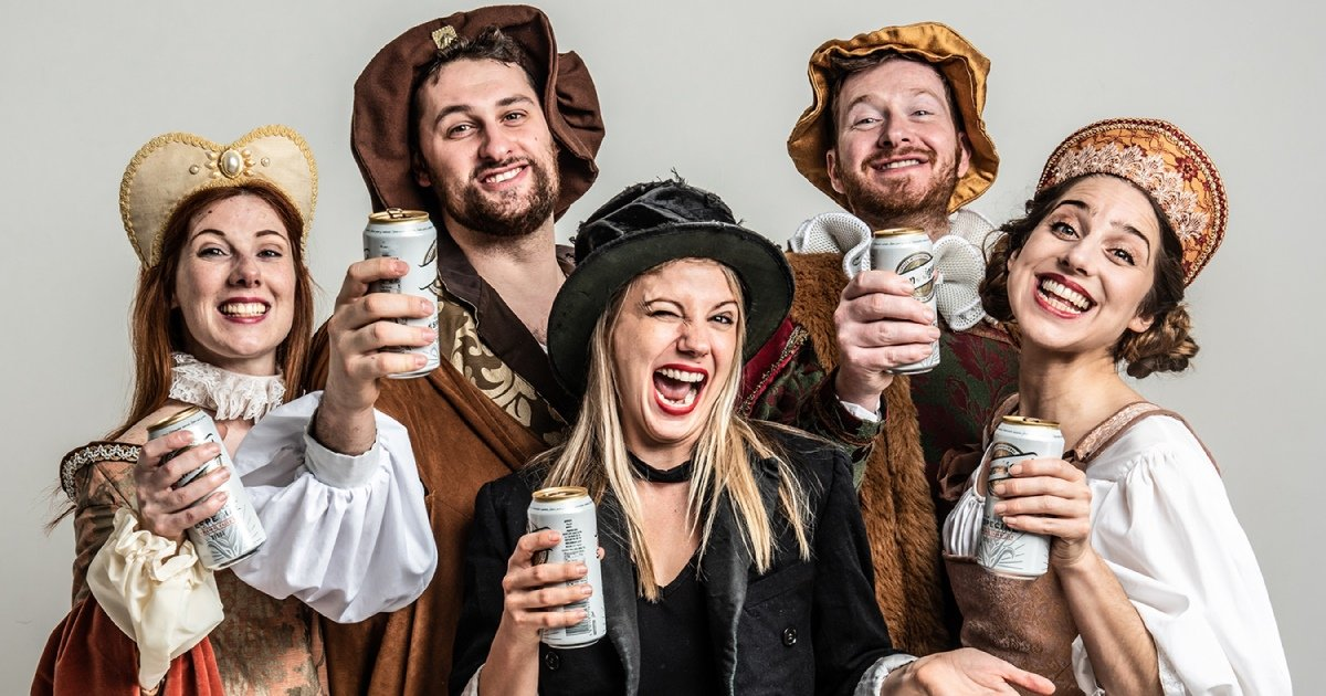 Shit-faced Shakespeare® – The Taming of the Shrew | Review