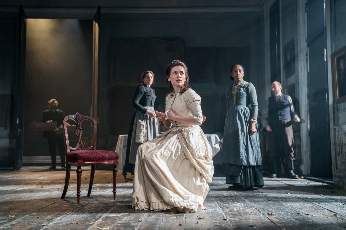 Rosmersholm at the Duke of York's Theatre | Review