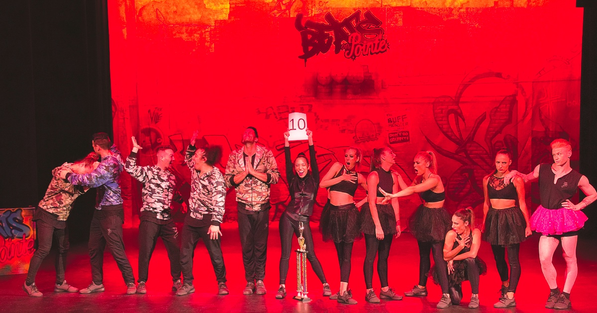 Masters Of Choreography – Beats On Pointe at the Peacock Theatre