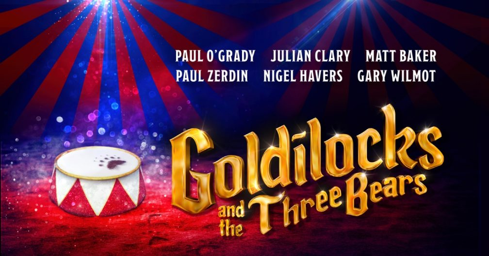 Goldilocks and the Three Bears at the London Palladium