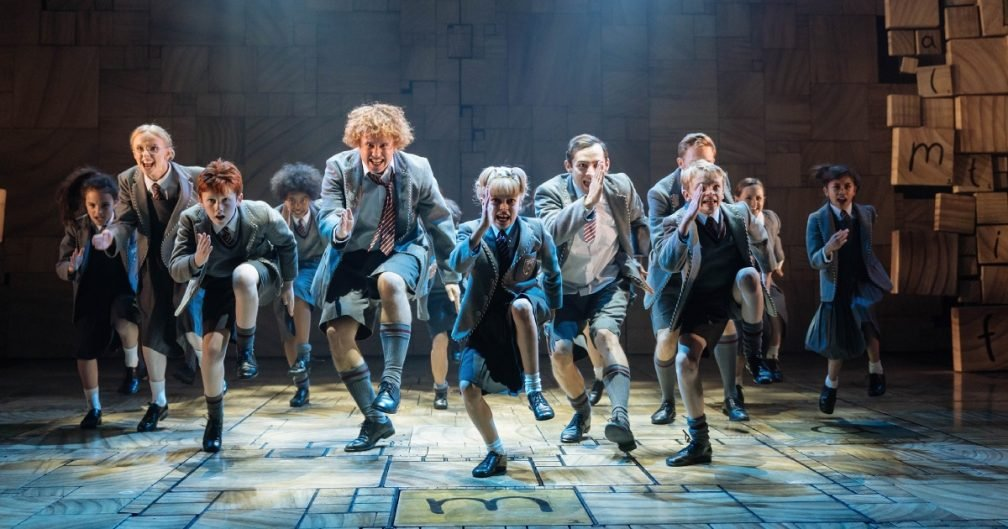 Royal Shakespeare Company's Matilda The Musical - Photography by Manuel Harlan