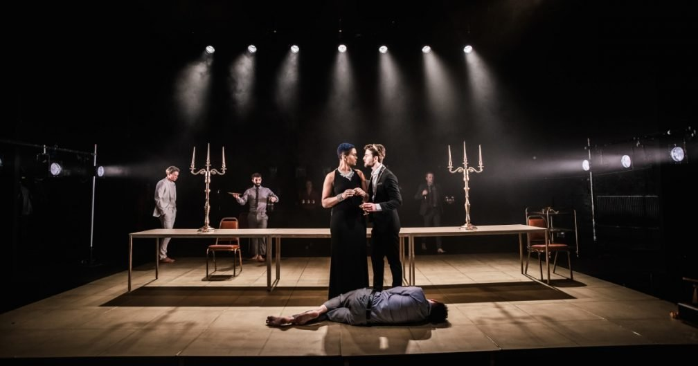 The Company of SALOME. Shots by Adam Trigg