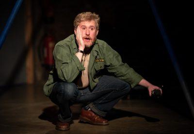 Adam Gillen (Charlie Fairbanks). Credit - Helen Maybanks