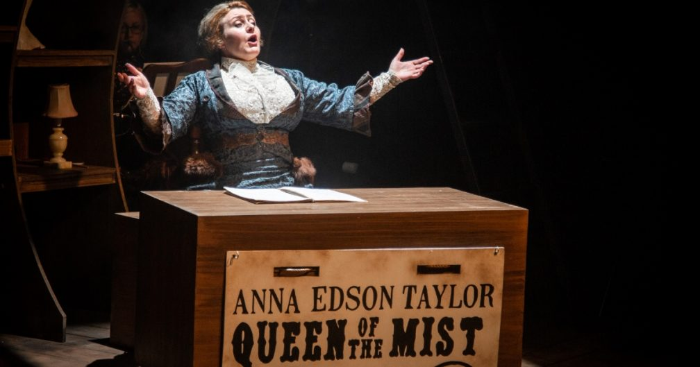 Queen of the Mist at Charing Cross Theatre - Review