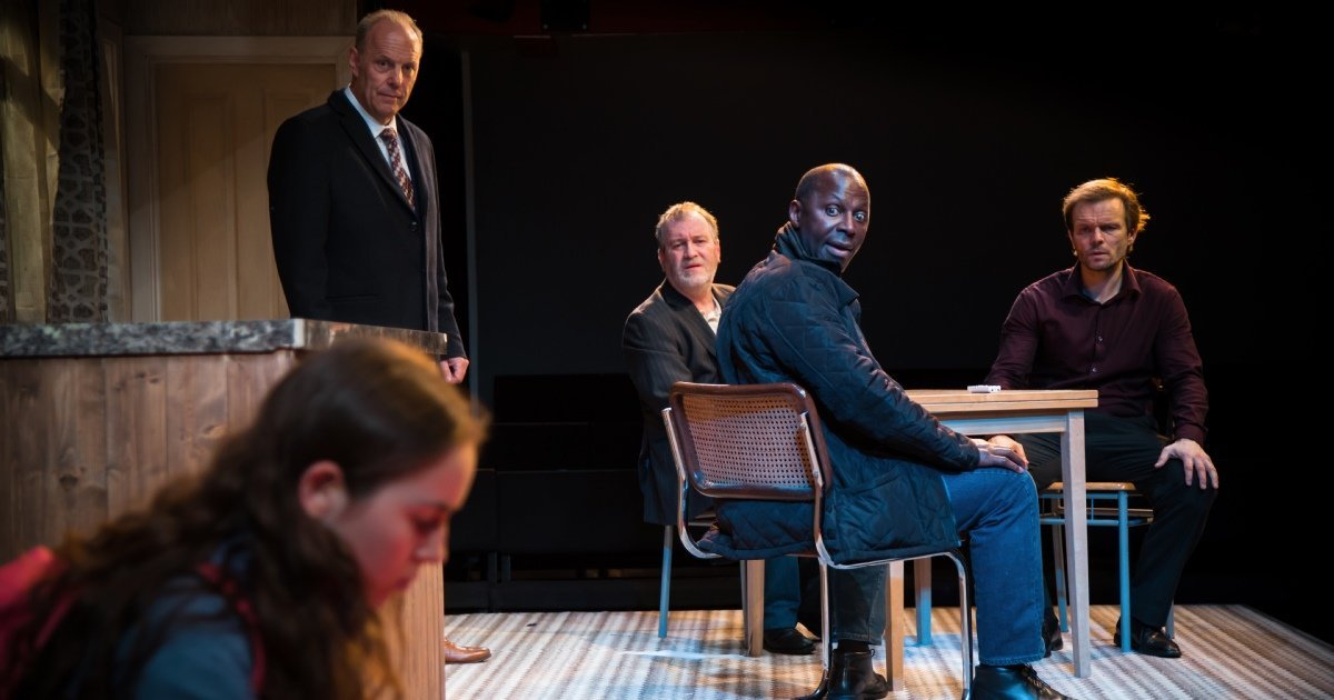 The Weatherman By Eugene O'Hare at Park Theatre | Review