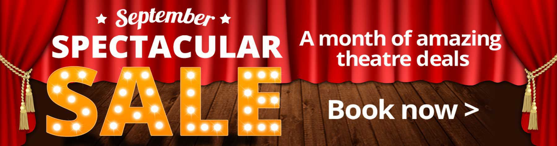 Book Theatre Tickets