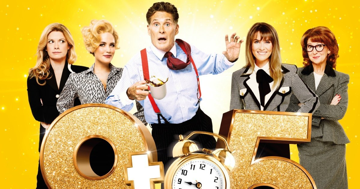 David Hasselhoff to join 9 to 5 The Musical at the Savoy Theatre