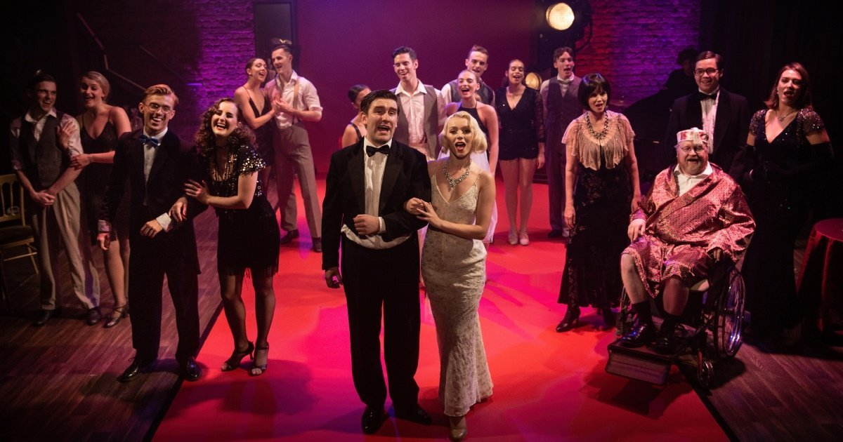Review of Gentlemen Prefer Blondes at the Union Theatre