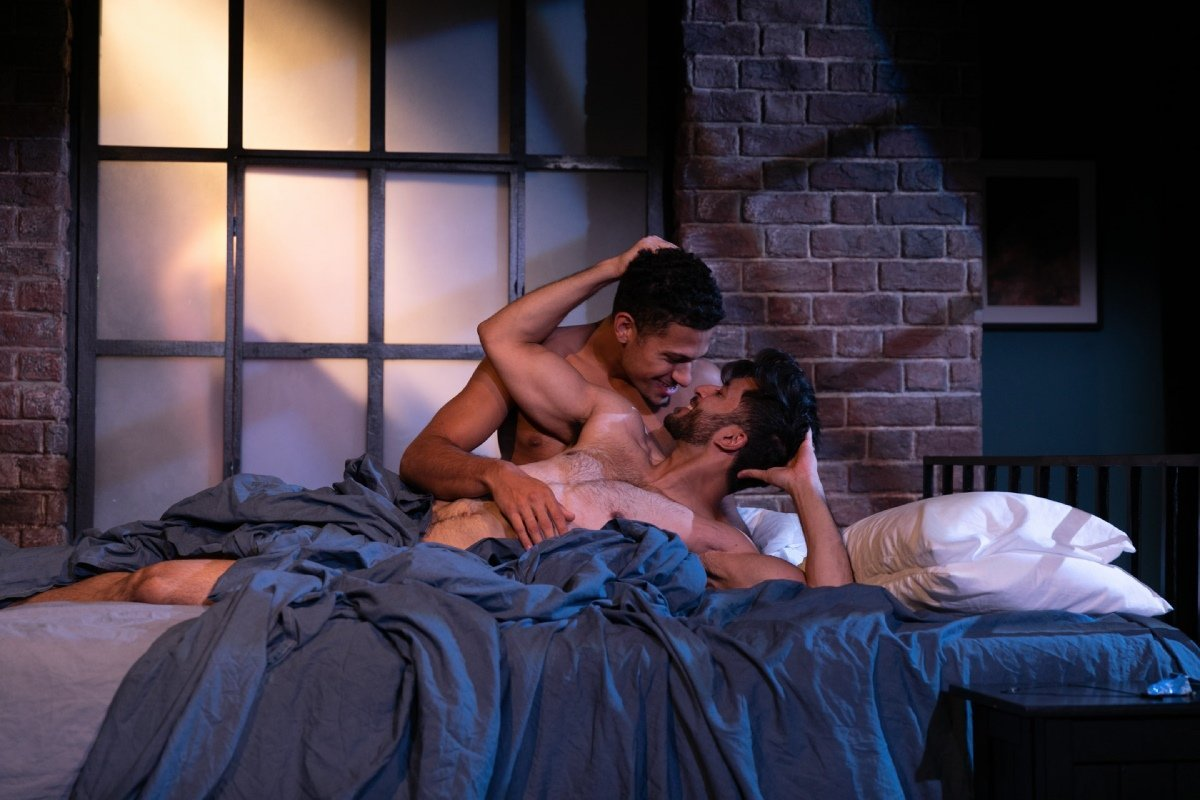 Review of Afterglow at Waterloo East Theatre