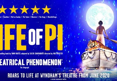 Life of Pi in London