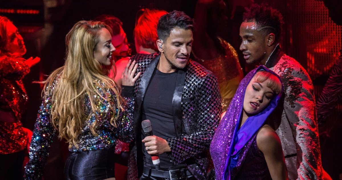 Peter Andre to guest star in Thriller Live in the West End for 2 two weeks